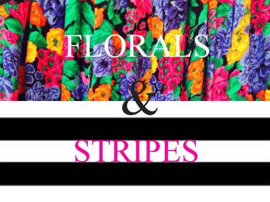 FLORAL & STRIPES